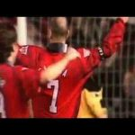 Best Celebrations Thread. I nominate Cantona's John O'Shea impression against Sunderland