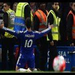 Chelsea [2]-2 Tottenham - Eden Hazard '83
