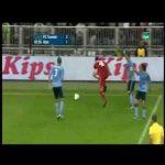 Daley Blind's terrible foul on FC Twente's Peter Wisgerhof (FC Twente - Ajax, Dutch Supercup 2011)