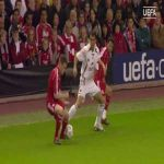 Great Goal by Peter Crouch vs. Galatasaray