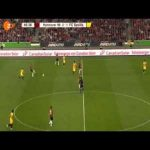Hannover 96 vs. FC Sevilla 2:1 (EL qualification) Full game (german commentary)