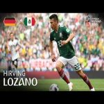 Hirving lozano (Mexico) goal vs Germany WC 2018