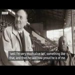 Ian Wright tearfully remembers childhood teacher