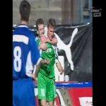 Ruch Chorzów 0-2 Zagłębie Lubin - Bogusław Lizak 88' (Polish first tier)