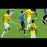 WC 2014: Colombia vs. Uruguay (James Rodriguez Goal)
