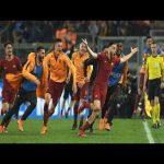 Manolas Goal vs. Barcelona (3)-0 (4-4 on Aggregate)