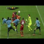 Suarez vs Ghana (Great Save!)