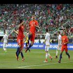 Throwback to 2016: Mexico 0 - 7 Chile (Copa America Centenario)