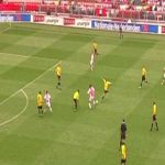 Ajax [5]-1 NAC Breda | Zlatan Ibrahimovic 76'
