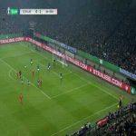 Bayerns unique corner routine