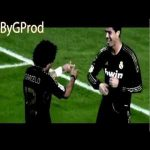 CR7 and Marcelo dance against Coronavirus