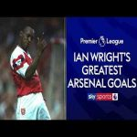 Ian Wright's GREATEST Arsenal goals in the Premier League!