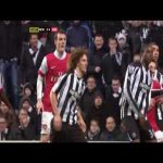 Newcastle [4]-4 Arsenal - Tiote 87' (Great Goal)