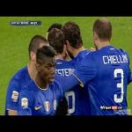 Juventus- Parma 7:0 Gran gol di Tevez