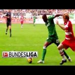 Wolfsburg [5]-1 Bayern Munich - Grafite 77' (Great Goal) - 2008/09 Bundesliga