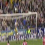 Everton [2] - 1 Arsenal - Wayne Rooney 90'
