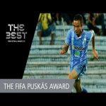 Mohd Faiz Subri (MAS) - FIFA PUSKAS AWARD 2016 WINNER