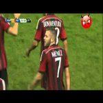 Parma [3]-(5) Milan - Menez 79' - 2014