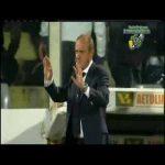 Fiorentina coach Delio Rossi attacks his player, Adem Ljajic (2012)