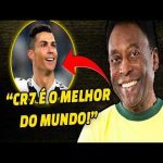 Ronaldo is the best player in the world - Pele