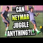 Neymar with the crazy skills