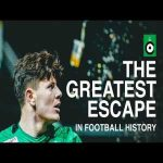 THE GREATEST ESCAPE IN FOOTBALL | A Cercle Brugge Fairytale!