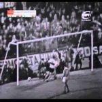 "55 years ago.. thanks to Jair's goal Inter wins their 2nd European Cup deafeating Benfica 1-0, still the last club to win the final at home. Meanwhile for Benfica it's the start of Bela Guttman's ""curse""."