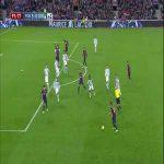 Barcelona [5]-1 Cordoba - Leo Messi 90+1'