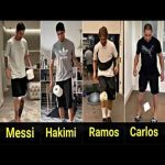 Famous Football Players Who Did The Quarantine Challenge #StayAtHomeChallenge