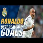 Ronaldo's best Real Madrid goals!