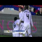 Barcelona 0-1 Real Madrid - Cristiano Ronaldo 103' - 2011 Copa del Rey final