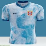 Norway, dreaming of being England's EURO iceberg, get an away kit for 2020-21 matching that ambition
