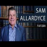 Sam Allardyce | Full Q&A at The Oxford Union