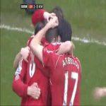Torres goal vs Newcastle United 07/08