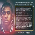 Story about how Anderson (formerly Man Utd) retired from football, as told by Jakub Kosecki