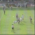 Hugo Sanchez (Real Madrid) scores a beautiful bicycle kick vs. Logroñés