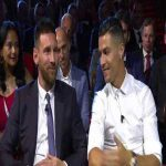 'I want to have dinner with Messi!' Throwback to Messi and Ronaldo's amazing interview at the UEFA best player awards in 2019