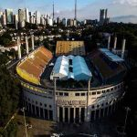 Iconic Pacaembu Stadium in São Paulo (Brazil), which hosted the 1950 FIFA World Cup and six Copa Libertadores finals, is now a field hospital for coronavirus patients. The 45,000-seater will start receiving patients next weekend