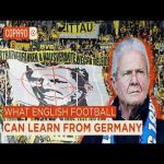 Do you agree that England should move away from a commercial revenue-centric model and take influence from Germany's 50+1 rule? Copa 90 video for reference.