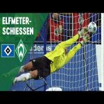 Hamburger SV vs Werder Bremen - penalty shootout [DFB Pokal semi-final 2009]