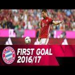 Xabi Alonso vs Werder Bremen [1]-0 (2017)