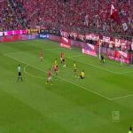 A different Robben Goal - On this day in 2017 Arjen Robben cuts in and breaks Sokratis's Ankles to score against Dortmund