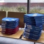 Danny Rose sent lots of Dominos Pizza to the NHS staff at North Middlesex Hospital and donated £19,000.