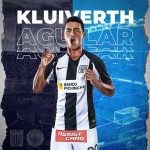 Manchester City sign right back Kluiverth Aguilar from Alianza Lima. He will join when he turns 18.