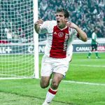 Twenty years ago Rafael van der Vaart made his debut