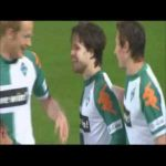 On this day in 2007, Bremen's Diego scored from 62.5 meters out against Alemannia Aachen
