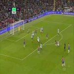 GOAL - Andros Townsend - Manchester City 1 - [2] Crystal Palace