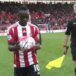 When ref trolled Mane after he scored a hat trick
