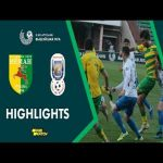 Game week 6. Neman - Energetik-BGU. Highlights.