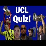 Missing the Champions League? Enjoy quizzes? Curious about who Dado Prso is? See if you can beat this UCL themed quiz!